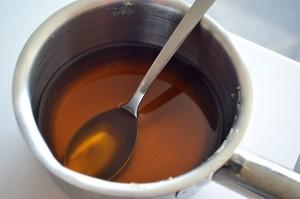 Cire d'abeille recette allume-feu zéro déchet
