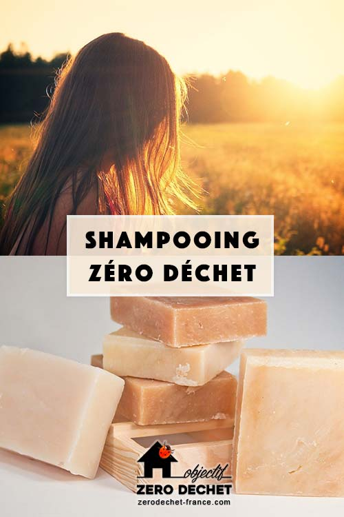 Shampooing zéro déchet