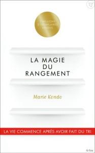 La magie du rangement ou méthode KonMari