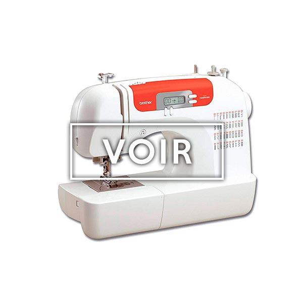 Machine à coudre boutique Objectif zéro déchet
