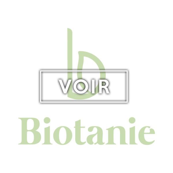 Biotanie cosmétiques bio naturels et végans