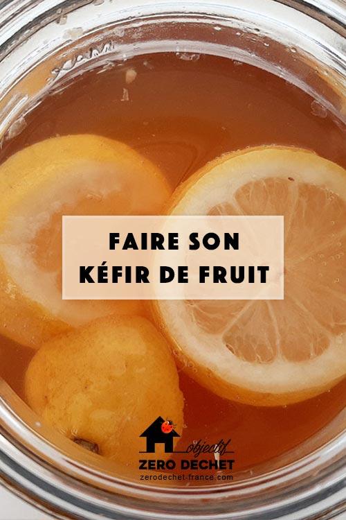 Kéfir de fruit