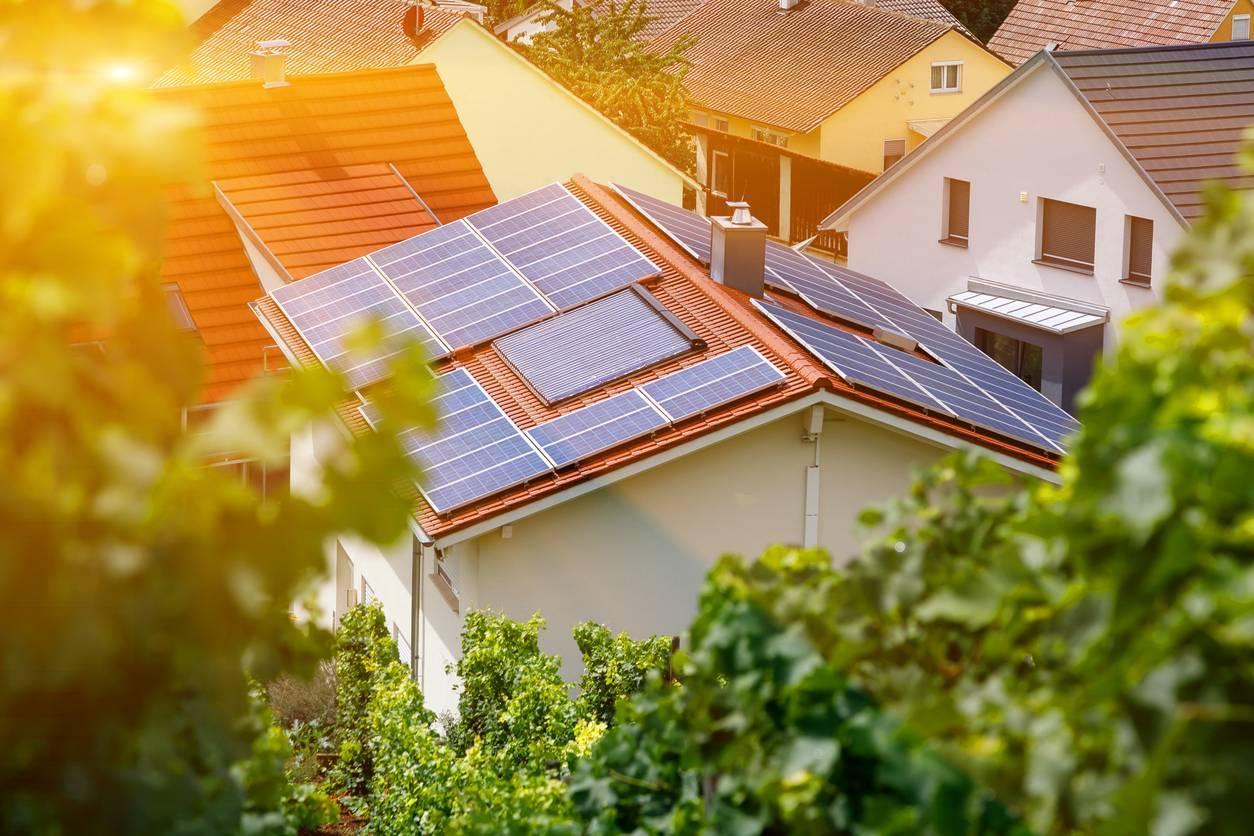 Energie solaire et autoconsommation