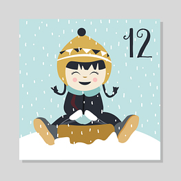 Calendrier de l'avent zéro déchet - 12 décembre