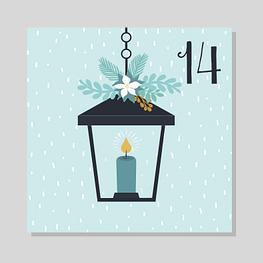 Calendrier de l'avent zéro déchet - 14 décembre